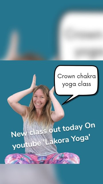 New class out today On youtube 'Lakora Yoga'